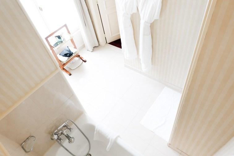 InterContinental Paris Le Grand Junior Suite Bathroom