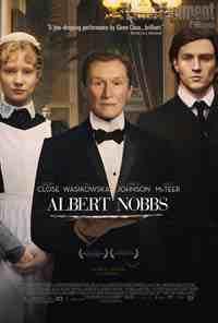 Movie Poster: Albert Nobbs