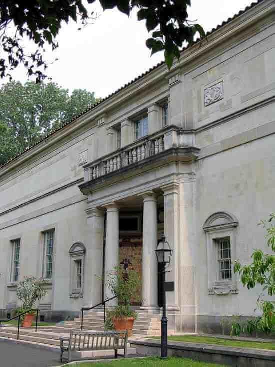 Barnes Foundation, Merion, Pennsylvania