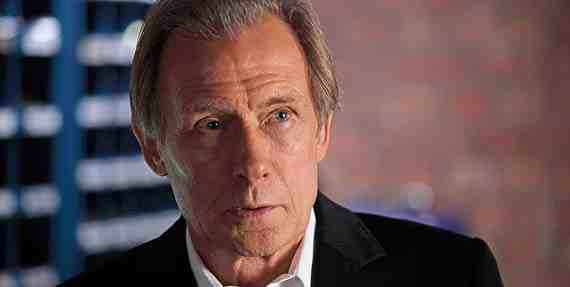 Bill Nighy in Page Eight