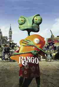 Movie Poster: Rango