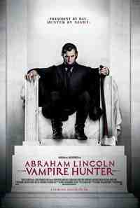 Movie Poster: Abraham Lincoln: Vampire Hunter