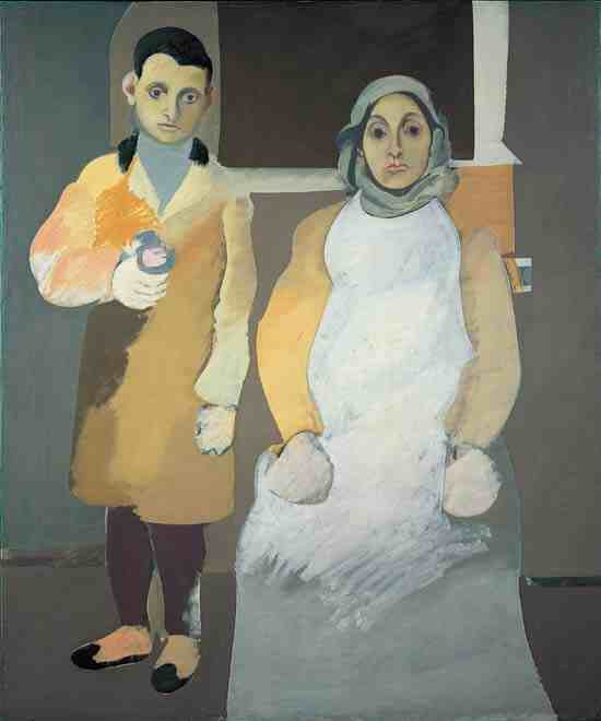 Arshile Gorky: The Artist and His Mother