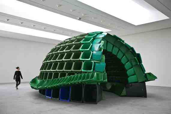 Brian Jungen: Carapace
