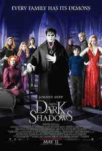 Movie Poster: Dark Shadows