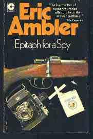 Beyond the Balkans -  Eric Ambler and the British Espionage Novel, 1936-1940 3
