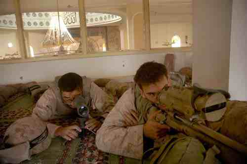 Falluja: Corporal Nicholas Ski Ziolkowski