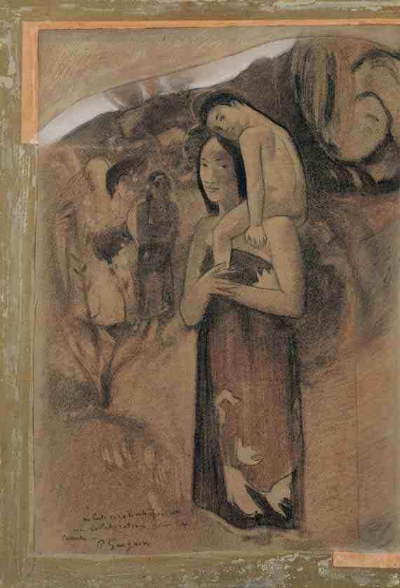 Paul Gauguin: Ia Orana Maria