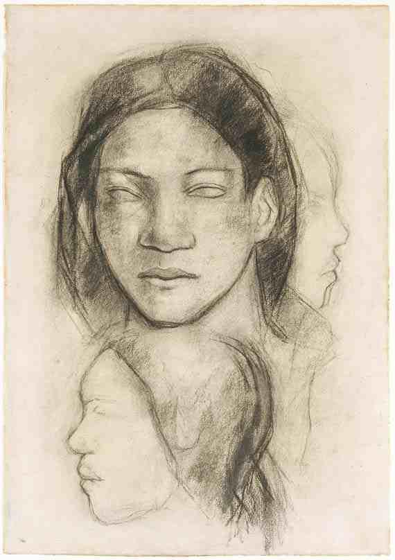 Paul Gauguin: Tahitian Faces