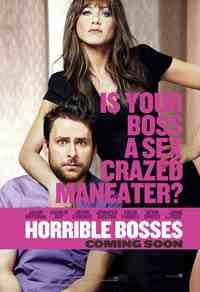 Movie Poster: Horrible Bosses