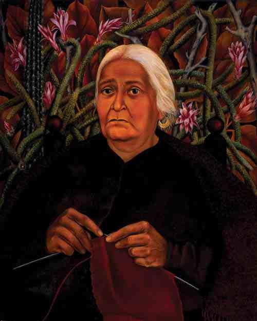 Frida Kahlo: Portrait of Doña Rosita Morillo
