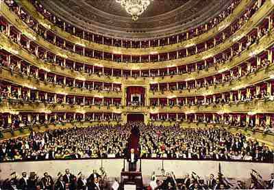 Daniel Barenboim at La Scala 6