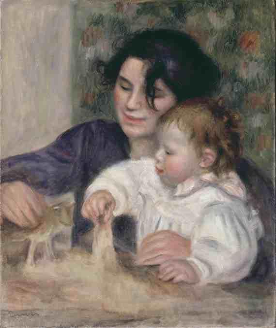 Renoir: Gabrielle and Jean