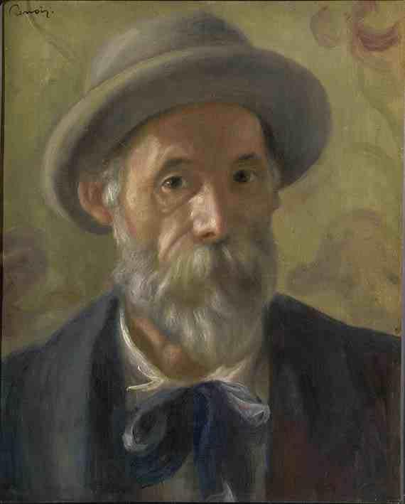 Renoir: Self-Potrait