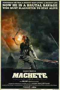 Movie Poster: Machete
