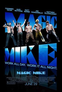 Movie Poster: Magic Mike