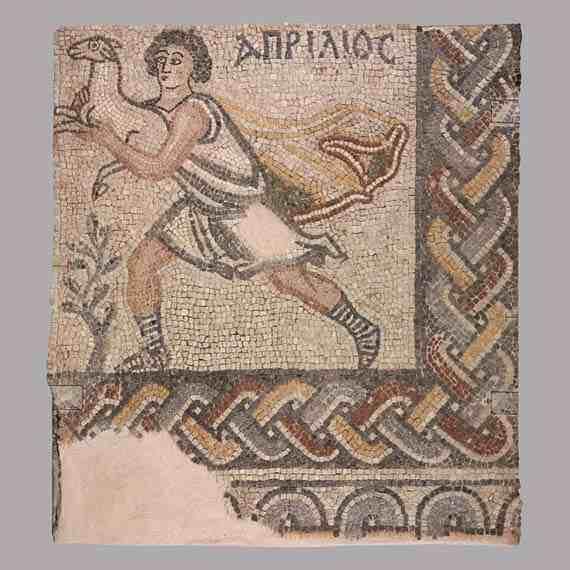 byzantium mosaic