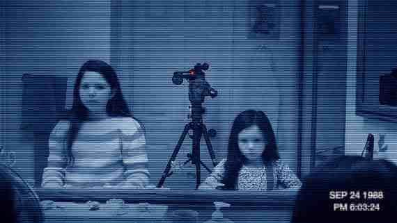 Movie Still: Paranormal Activity 3