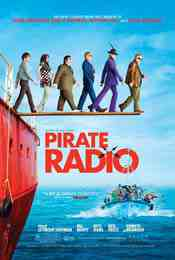 Movie Poster: Pirate Radio