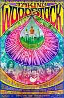 Poster: Taking Woodstock