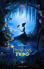 Movie Poster: Princess and the Frog