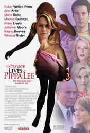 Movie Poster: The Private Lives of Pippa Lee