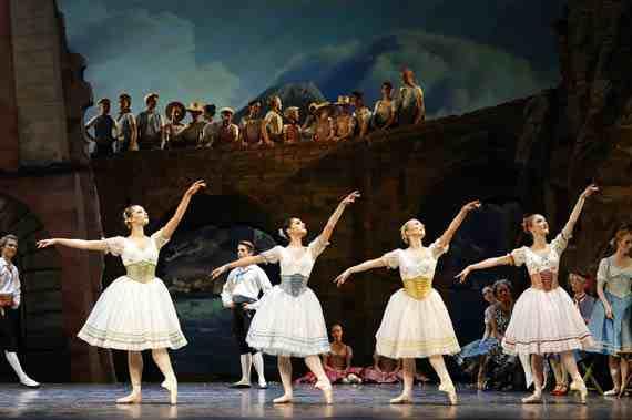 Royal Danish Ballet, Napoli