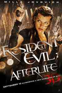 Movie Poster: Resident Evil: Afterlife
