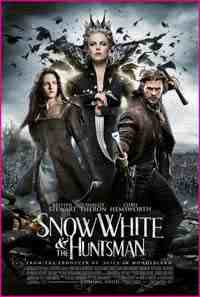 Movie Poster: Snow White and the Huntsman