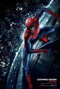Movie Poster: The Amazing Spider-Man