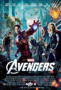 Movie Poster: The Avengers