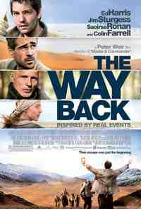 Movie Poster: The Way Back