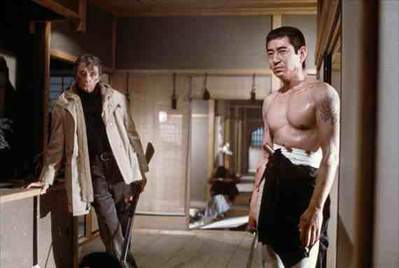 Movie Still: The Yakuza