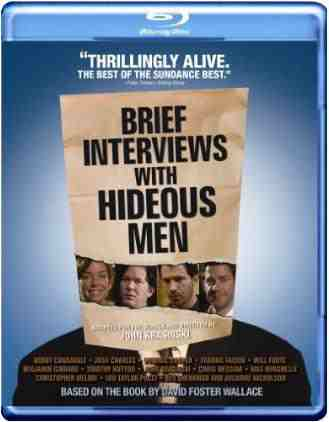 DVD Cover: Brief Interviews with Hideous Men