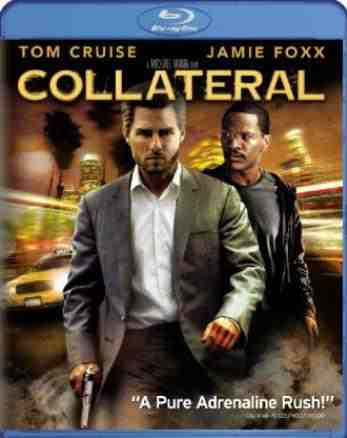 DVD Cover: Collateral