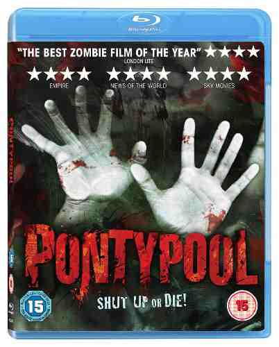 DVD Cover: Pontypool