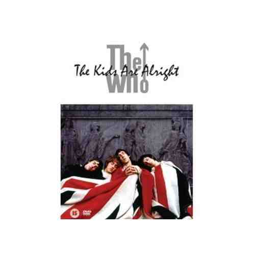 DVD Cover: The Who The Kids Are Alright