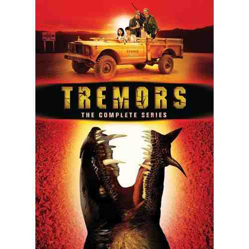 DVD Cover: Tremors The Complete Series