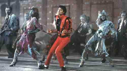 "The Great Music Videos #2: ""Thriller"" (dir. John Landis) 7"