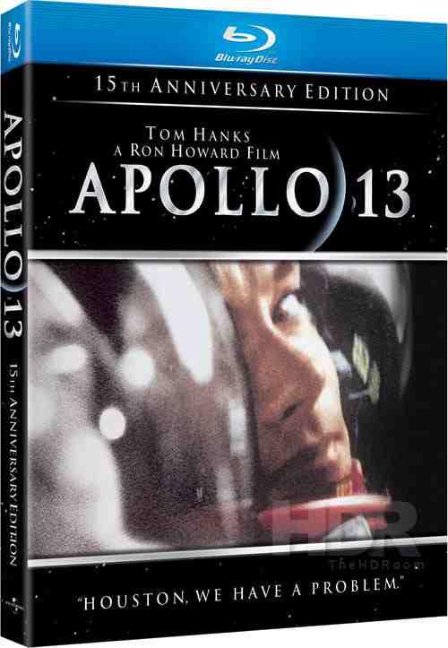 DVD Cover: Apollo 13