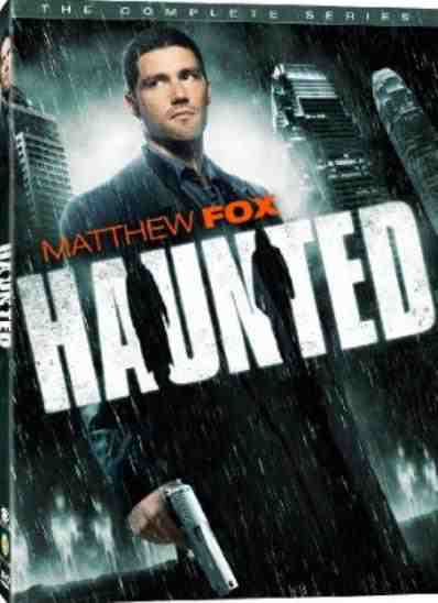 DVD Cover: Haunted