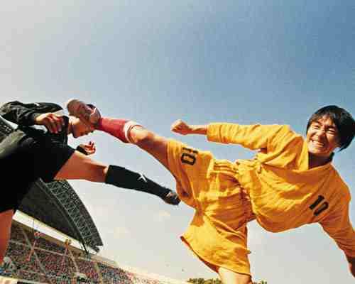 Movie Still: Shaolin Soccer