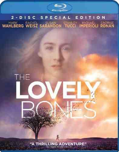 DVD Cover: The Lovely Bones