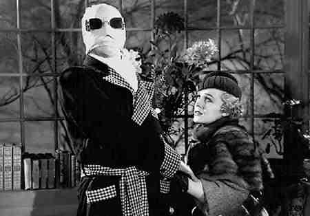Movie Still: The Invisible Man