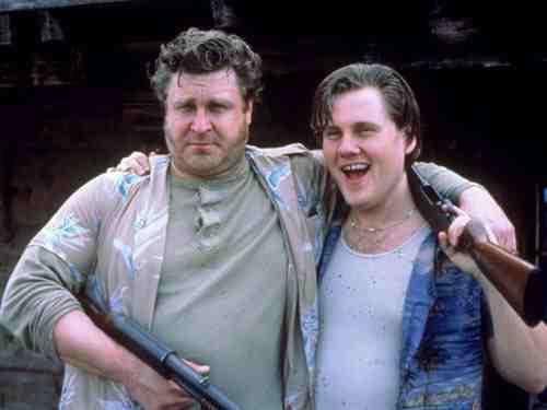 Raising Arizona - John Goodman and William Forsythe