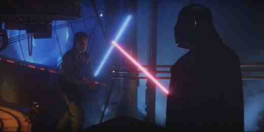 The Empire Strikes Back - Cloud City Duel
