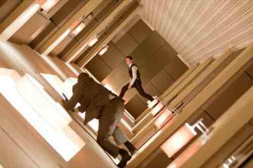 Inception movie still Joseph Gordon-Levitt