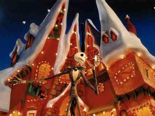Nightmare Before Christmas - Christmas Town