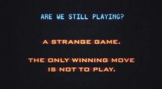 Movie Still: WarGames