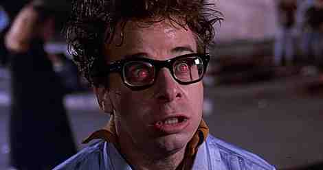 Rick Moranis in Ghosbusters